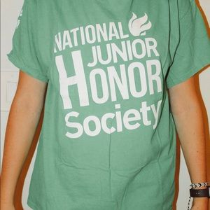 National Junior Honor Society Graphic T